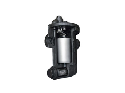 Inverted Bucket Steam Trap  881 Screwed