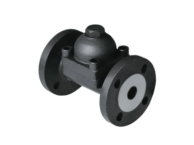 Bimetallic Steam Trap BK Flanged