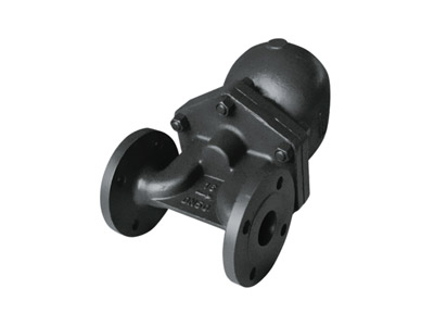 Double-Seat Ball Float Steam Trap FT43 Flanged