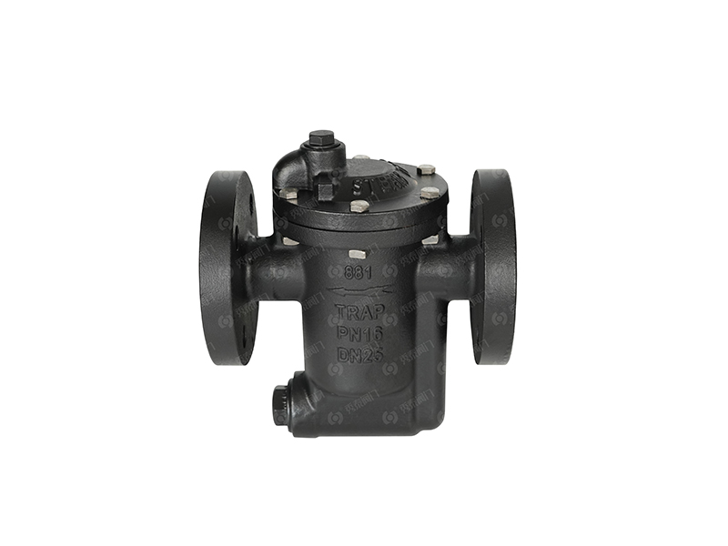 Inverted Bucket Steam Trap 881F Flanged