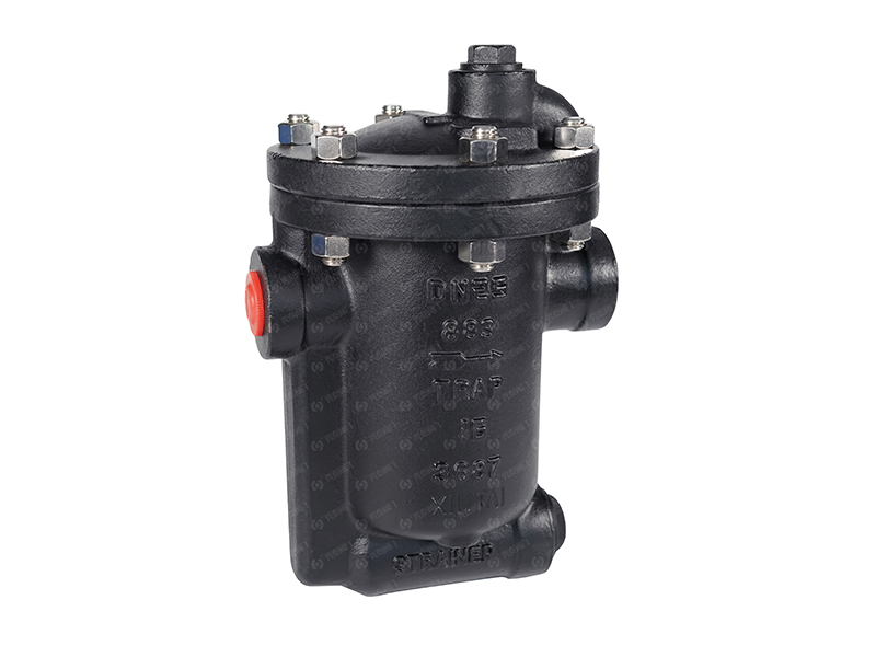 Inverted Bucket Steam Trap  883 Screwed